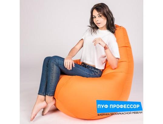 Кресло Эконом Оранжевое