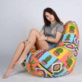 Кресло мешок Кактус
