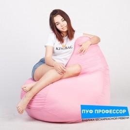 Кресло Эконом Розовое