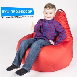 Детское кресло Эконом Красное
