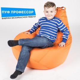 Детское кресло Эконом Оранжевое
